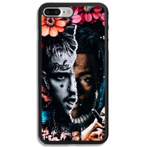 free shipping 41d60 da14b Details about New Best XXXTentacion ft Lil Peep Print On Hard Cover Phone  Case For iPhone