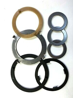 GM 700R4 4L60E Transmission Thrust Washer Kit w// 4 Selective Washers 1982-2006