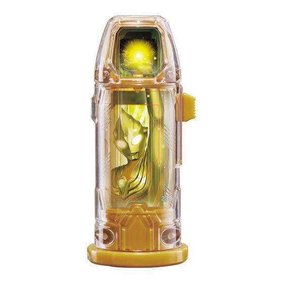 Japan Rare ULTRAMAN GEED Gashapon ver. Glitter Tiga Rare Capsule Limited Edition