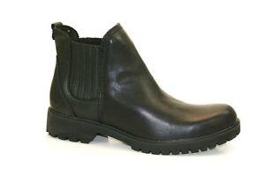 52e947fb538f0b Das Bild wird geladen Timberland-Lyonsdale-Chelsea-Boots-Stiefeletten-Damen -Schuhe-Stiefel-