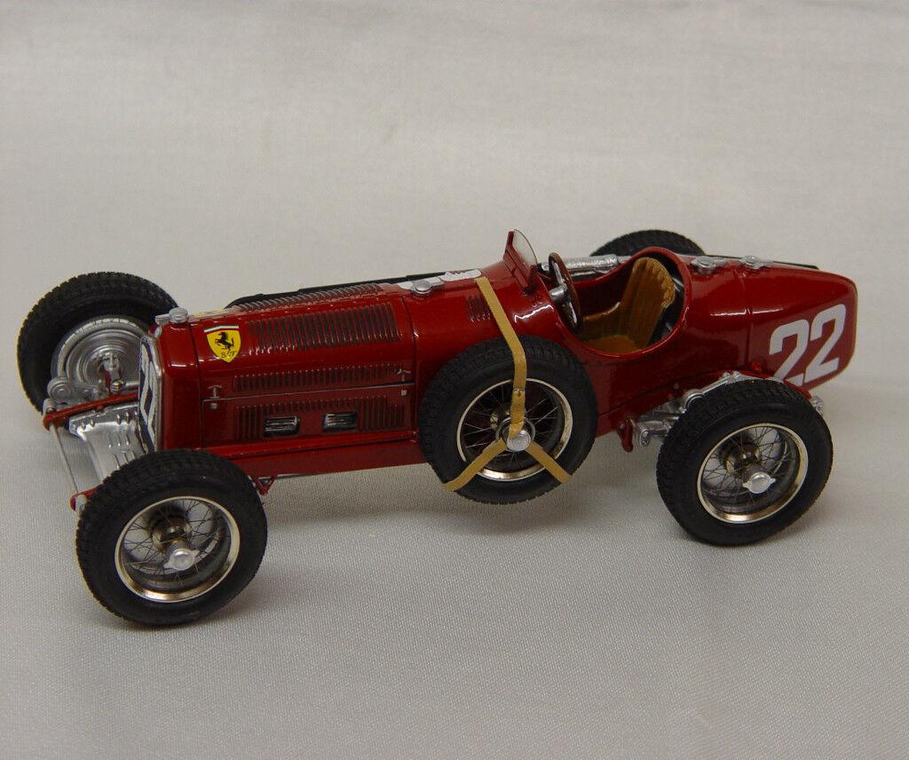 ALFA ROMEO p3 TARGA FLORIO 1932-1936 - modellololololololololo di di di auto 1 20 Revival-NUOVO 53ee80