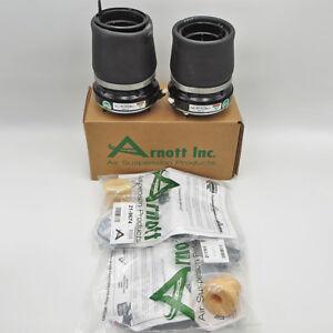 2x Arnott Luftfeder Federbalg Luftfederung Luftfahrwerk vorne BMW X5 E53