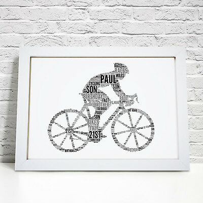 Cycling Bike Riding Birthday Gifts