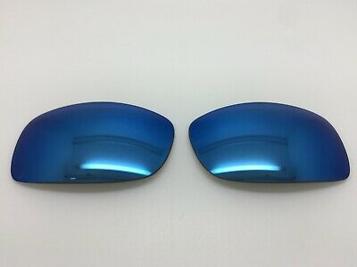 12 Colors Polarized IKON Replacement Lenses for Maui Jim Black Coral MJ 249 Sunglasses