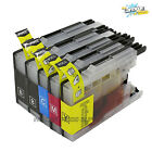 5PK LC75 High Yield Ink for Brother MFC-J430w MFC-J825DW MFC-J835W Printer