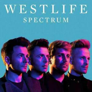 Westlife-Spectrum-CD-11-tracks-New-amp-Sealed