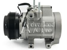 AC Compressor Fits: 2006 2007 2008 2009 2010 Ford Explorer V8 4.6L With Rear AC