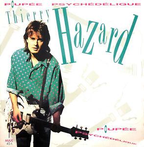 Thierry-Hazard-12-034-Poupee-Psychedelique-France-VG-EX