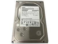 Hitachi 2tb 64mb Cache 7200rpm Sata 6.0gb/s 3.5 Internal Hard Drive -pc/nas/dvr