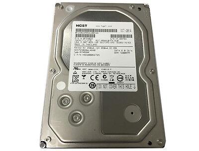 """HGST Deskstar 2TB 64MB Cache 7200RPM SATA 6.0Gb//s 3.5/"""" Internal Hard Drive"""