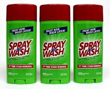 3 Resolve STAIN STICK Spray 'n Wash Laundry Stain Remover (Treat Now Wash Later)