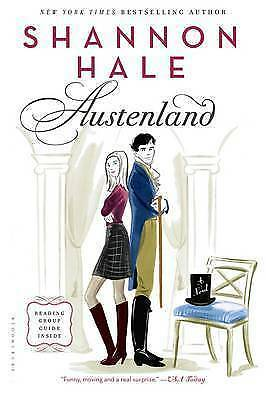 """1 of 1 - """"AS NEW"""" Austenland, Hale, Shannon, Book"""