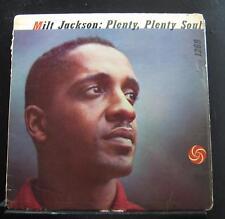Milt Jackson - Plenty, Plenty Soul LP VG+ 1269 1st Mono 1957 USA Vinyl Record