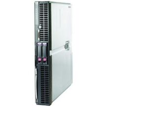 Hp Proliant Bl685c G1, 2 X Amd Opteron 8218, 2,60 Ghz Dual Core, 2p Blade Server-afficher Le Titre D'origine