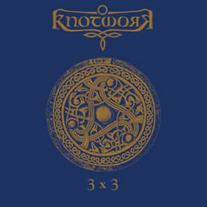KNOTWORK-3x3-EP-blue-Viny-Blood-Axis-OF-THE-WAND-AND-THE-MOON-Death-in-June