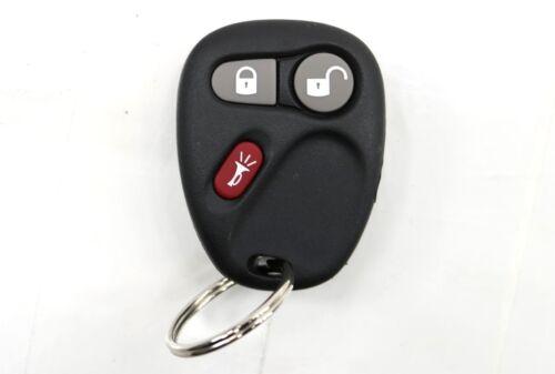 NEW ACDelco Remote Keyless Entry Key Fob 12223131 Cadillac SRX SUV 2004-2005