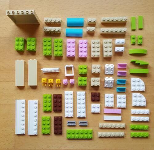 Lego Friends 41038 Dschungelrettungsbasis Ersatzteile Sondersteine Auswahl 81