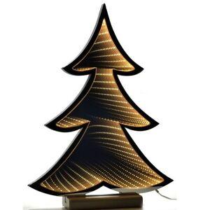 Decorazioni Natalizie A Led.Albero Di Natale 3d Luminoso Con Luci A Led H 60 Addobbi Natalizi Decorazioni Na Ebay