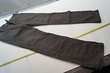 Pierre Cardin Deauville Herren Jeans Hose stretch 33/34 W33 L34 braun TOP #47