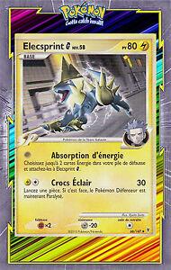 Elecsprint-G-Platine-Vainqueurs-supremes-66-147-Carte-Pokemon-Neuve-Francaise
