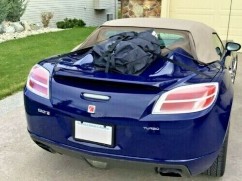 Saturn Sky Gepäckträger Alternative Boot-Bag Original /& Riemen