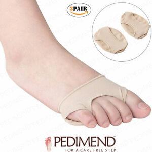 Pedimend-Cojines-Bola-del-Pie-3-par-metatarso-manga-para-prevenir-ampollas