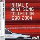 Initial D: Best Song Collection 1998-2004 by Original Soundtrack (CD, Mar-2005, Avex Trax (Japan))
