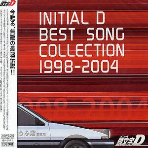 initial d 2005 soundtrack