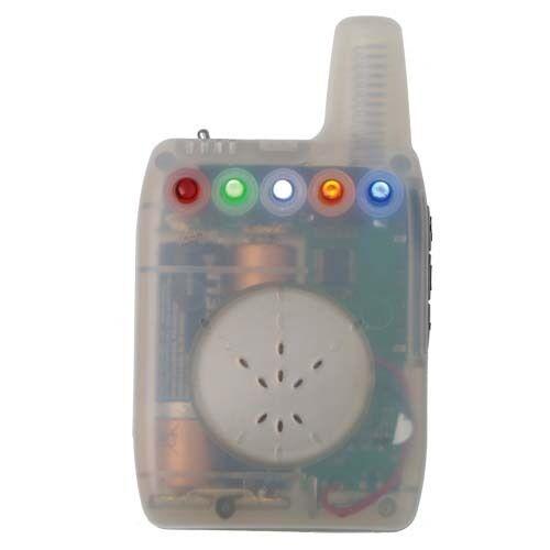 Gardner Empfänger & 2 X X X Att Underlit Rad Alarm  Biss-Indikatoren  Karpfenangeln 6088e8