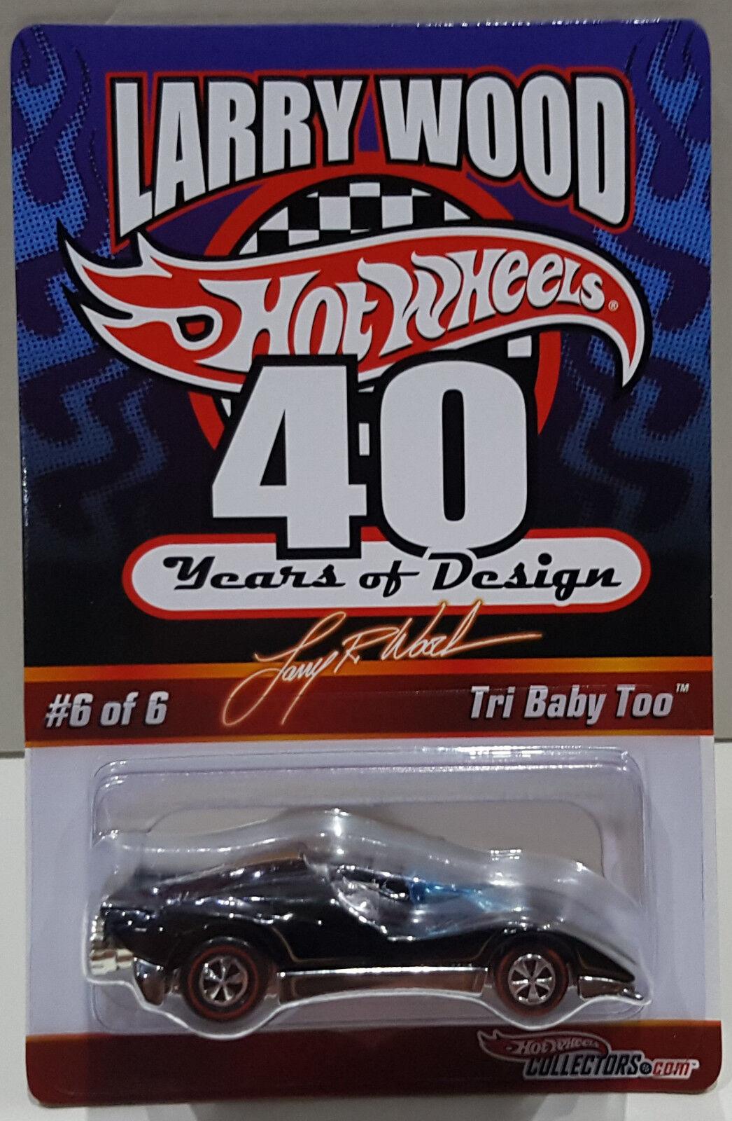 para barato Hot Wheels 2009 larry Wood HWC. com tri Baby Baby Baby too sólo 3500 unidades  descuentos y mas