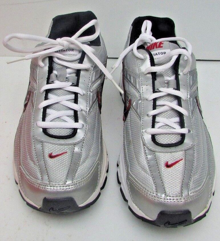 520d5febfeba New Nike Men s Initiator Running Running Running Schoes (Metallic Silver)  at Academy Sports 40a691