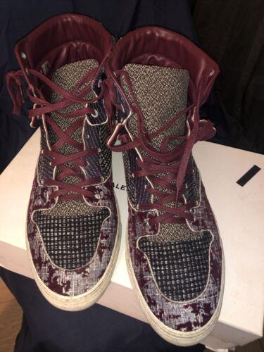 Balenciaga Hi-top Sneakers 45 (12 us)
