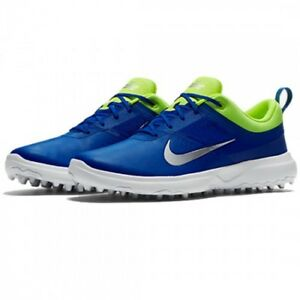 new style 82810 bc48c Image is loading Nike-Women-039-s-Akamai-Spikeless-Golf-Shoes-