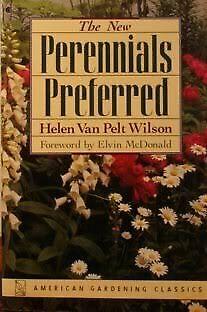 The New Perennials Preferred