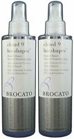 Brocato Cloud 9 Hotshapes Flat Iron And Finishing Spray 8.5oz Pack Of 2