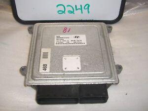 07-10-HYUNDAI-ELANTRA-39140-23170-COMPUTER-BRAIN-ENGINE-CONTROL-ECU-ECM-MODULE