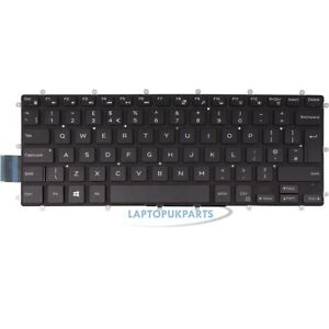 New-Replacement-For-Dell-15-7000-7570-7572-7573-7579-UK-ENGLISH-Keyboard-0J8YTG