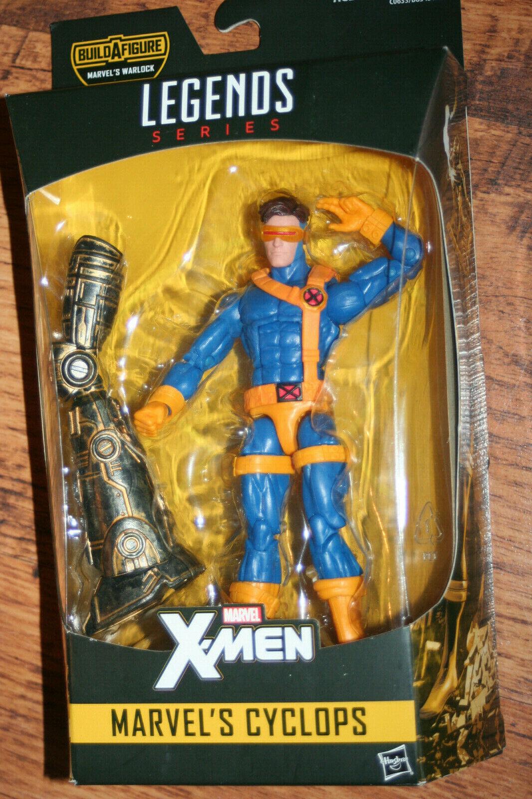 Marvel Leyendas Jim Lee Cíclope 90s Look-X Men-Nuevo Abierto Raro
