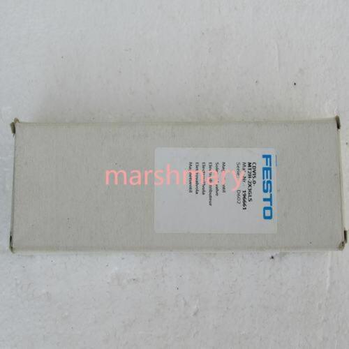 1PCS New FESTO CDVI5.0-MT2H-2X3GLS Solenoid Valve 196661