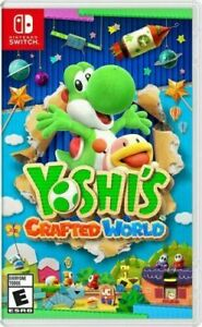 Yoshis-Crafted-World-Nintendo-Switch-Brand-New
