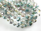 Loose Glass Crystal Faceted Rondelle Charm Spacer Beads 10/12/14/16/18mm