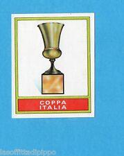 PANINI CALCIATORI 1979/80-Figurina n.573- COPPA ITALIA - SCUDETTO -Rec