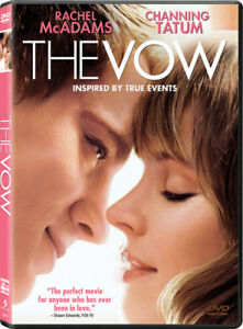 The Vow [New DVD] UV/HD Digital Copy, Widescreen, Ac-3/Dolby Digital, Dolby, D