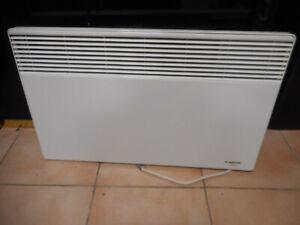 Convecteur / Radiateur électrique blanc 2000W Atlantic
