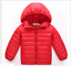 Kids-Girls-Boys-Winter-Puffer-Hooded-Quilted-Padded-Ultralight-Down-Jacket-Coat thumbnail 12