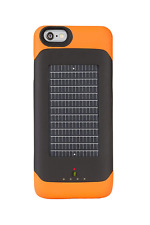 pretty nice 6bd8d d7c8b EnerPlex Surfr Slim Battery Backup Solar Powered Case for iPhone SE ...