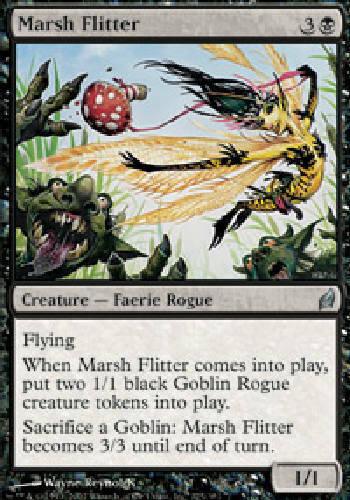 x4 MTG 4x Marsh Flitter
