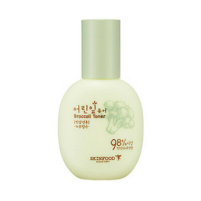 [SKINFOOD]Young leaves Pure Broccoli toner  for Sensitive skin-Korea Cosmetic