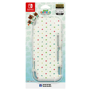 Animal Crossing Hori Nintendo Switch Lite Case Tpu Semi Hard Cover Ns2 060 Green Ebay