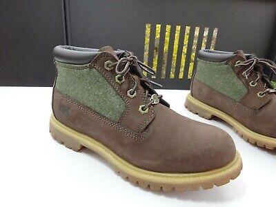 TIMBERLAND ORTHOLITE A12B1 Damen Schuhe High Stiefeletten Leder Gr.39(UK6) Neuw   eBay
